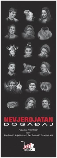 Nevjerojatan događaj Teatra Exit