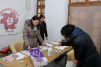 Prikupljanje higijenskih potrepština za socijalnu samoposlugu u Vukovaru