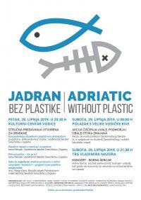 Jadran bez plastike- stručna predavanja