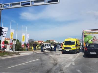 Protiv 60-godišnjeg vozača Hitne pomoći zbog izazivanja prometne nesreće bit će podnesena kaznena prijava