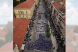 Milenijska fotografija maturanata iz Osijeka objavljena i u globalnom magazinu Time Out