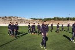 Video: Nogometaši Vodica spremni za sutrašnju utakmicu protiv Uranije, dođite i podržite ih do pobjede