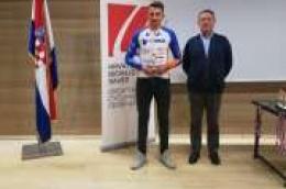 Održano svečano proglašenje najboljih biciklista u prošloj godini: Roko Fržop najbolji XC junior, BBK Orlov krug najbolji brdskobiciklistički klub