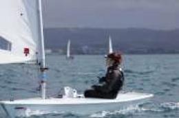 Eleonore Borgin iz JK Tijat jedrila na regati Europa Cup u Kopru