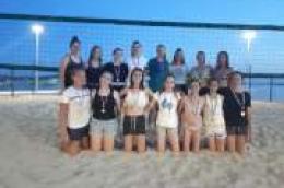 Na novouređenoj plaži Vruje održan prvi turnir odbojke na pijesku u Vodicama