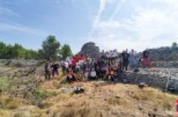 Kod Domaćinove bunje na poluotoku Srima održano 4. Prvenstvo Hrvatske u gradnji suhozida