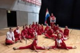 Sportašice Twirling kluba Vodice ove godine sudjeluju kao dio članova Reprezentacije Hrvatske na Europskom prvenstvu u twirlingu