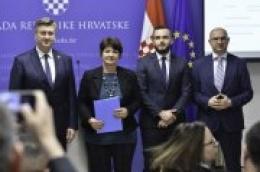 """""""ZAŽELI – PROGRAM ZAPOŠLJAVANJA ŽENA""""- U Tribunj stiglo preko 2.500,000,00 KN"""