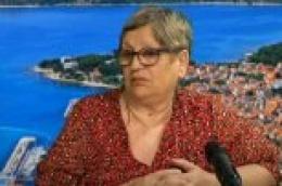 "Vodiška pjesnikinja Anka Vodanov gostovala u emisiji ""Kreativnost kod Luce"" na TV Šibenik"