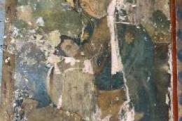 U crkvi svete Marije na otoku Žiriju otkrivena vrijedna ikona iz 15./16. stoljeća.