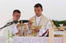 Pastoralni premještaji u našoj Biskupiji: Mladomisnik don Grgur Alviž imenovan je župnim vikarom u Vodicama