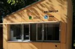 """Javna ustanova """"Nacionalni park Krka"""" povećala je razinu zaštite okoliša prilikom prihvata posjetitelja na Roškom slapu"""