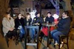 """Vodiške ćakule: U drugoj emisiji Grgo Birin ugostio Savjet mladih grada Vodica, organizatore """"Božića na Poljani"""""""
