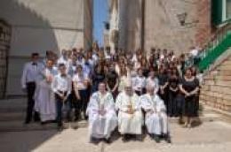 Slavlje sv. Krizme u Vodicama: 56. krizmanika primilo sakrament sv. Potvrde