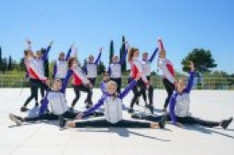 Twirling klub Vodice obilježio svjetski dan Twirlinga