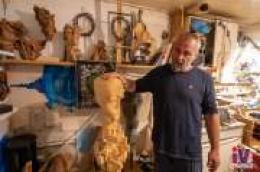 Šime Kursar:  U službi ljubavi prema drvu već 12 godina
