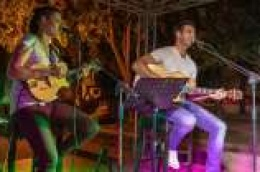 Ovog vikenda na terasi popularnog vodičkog Lime bara očekuje vas Acoustic duo – Sanja Vrančić i Tomislav Bakmaz