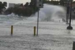 Županijski centar 112 objavio upozorenje na moguće vremenske nepogode: Grad Vodice zajedno s JVP organizirao krizni stožer