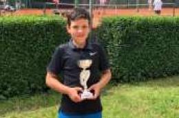 Dorian Stiblik osvojio teniski turnir u Zagrebu