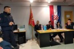 Do izborne skupštine funkciju predsjednika DVD Vodice obnašat će Goran Mijat, a dužnost zapovjednika Luka Gaćina