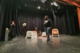 Provjereni dvojac vodičkog kazališta ponovno nastupa: Pred nama je tužna sreća suvremene Penelope
