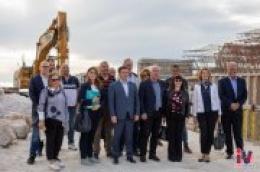 Ministar Oleg Butković najavio nastavak izgradnje luke otvorene za javni promet u Prvić Šepurini