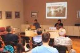 Putopisno predavanje Gorana Blaževića sa izbjegličke rute od Jordana do Umaga