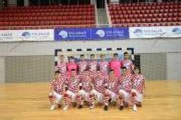 Hrvatska U19-reprezentacija je u finalu Europskog prvenstva: Jakov Mudronja iz vodičkih Heroja dao svoj doprinos plasmanu