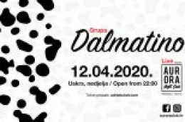 Uskrs za pamćenje: Ne propustite koncert grupe Dalmatino u Aurori!