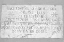 """113  godina  od  smrti  znamenitog  vodičkog  župnika don  Nike  Zurića  za  čijega  je upravljanja  župom sagrađena poznata  """"Bažana"""""""