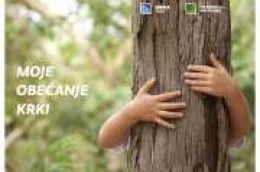 Obećanje Krki je obećanje prirodi: 508 osnovnoškolaca naše županije dalo svoje obećanje Krki