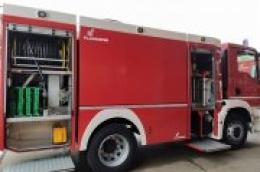 Vodički vatrogasci bogatiji za novo vozilo