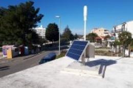 Sustav monitoringa elektromagnetskih polja prebačen na novu lokaciju, na staroj nije izmjereno nikakvo štetno zračenje
