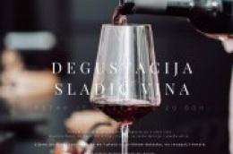 Degustacija vina Sladić, u jedinstvenom ambijentu uz bazen, na krovu hotela Scala d'Oro****