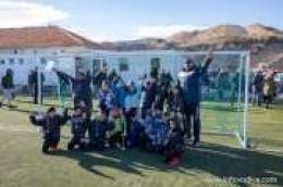 Više od 200 mladih nogometaša stjecali nova nogometna znanja na održanom 14. Vodice cupu 2019
