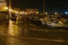 Jako jugo ponovo poplavilo vodičku rivu