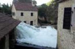 Posjetit Krku i uživajte u bajkovitim slapovima nabujalima od vode