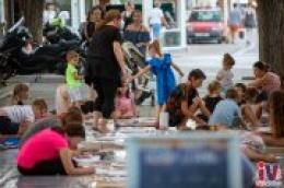 Likovne radionice, izložbe, koncerti i lutkarske predstave: Započeo Vodice street festival 2020