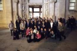 """Dječji zbor župe Našašća sv. Križa sudjelovao na manifestaciji: """"Djeca pjevaju Adventu"""" u Šibenskoj katedrali"""
