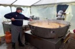 Vodički ugostitelji kuhali za Petrinjce