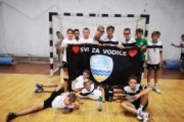Velika pobjeda mladih rukometaša Vodica protiv domaćina u finalu Kupa sv. Mihovila