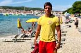 Izgleda li posao čuvanja plaže kao na Baywatchu? Spasilac Luka Rak opisao nam je svoj radni dan