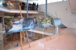 """Fredstavljena fotomonografija """"Ime mi je Krka"""" popraćena istoimenom izložbom na katu šibenske knjižnice"""