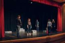 Završio prvi dio Festivala kazališnih amatera: Vodički kazalištarci otvaraju drugi dio festivala s predstavom Čekat ću te kod ružičastog kontejnera