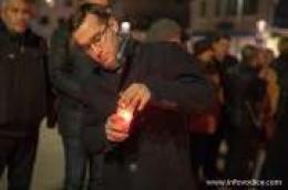 Uz svijeće i molitvu, Vodičani odali počast žrtvama Vukovara i Škabrnje
