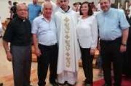 Svećeničko ređenje đakona fra Kristiana Radasa u Splitu: Mladu misu slavit će u rodnoj župi Vodice