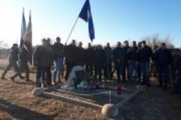 Branitelji iz UHBDDR Boban Vodice sudjelovali u obilježavanju 27. obljetnice VRO Maslenica
