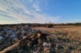 Započelo čišćenje zemljišta u SRC Račice na kojem se planira izgraditi dvorana sa pratećim sportskim sadržajima