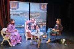 Dvojac iz Dramske amaterske družine u Vodiškim besidama: 'Igramo i radimo iz ljubavi'