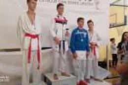 Novih 5 medalja za karataše Okita